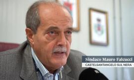 """Castelsantangelo sul Nera, il sindaco Falcucci: """"Tutto è fermo"""""""