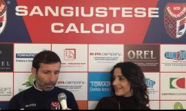 Sangiustese-Sammaurese: i convocati di coach Stefano Senigagliesi