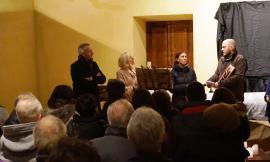 Applausi per spettacolo Verba et Soni a San Severino Marche