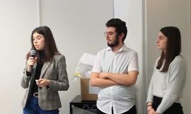 Macerata, i ragazzi dell'Istituto Agrario presentano due progetti al laboratorio LUCI