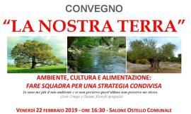 San Ginesio, venerdì 22 febbraio convegno su tematiche ambientali