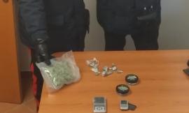 Cingoli, trovati con oltre 80 grammi di stupefacenti: denunciati due giovanissimi