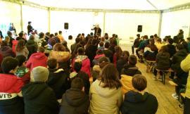 Belforte, Giornata Internazionale della Protezione Civile: esercitazione con 300 alunni delle scuole