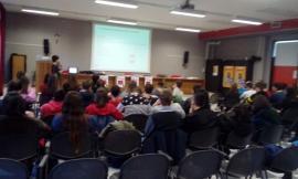 Matelica, gli studenti Itc Antinori a scuola con Donaction