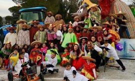 Monte San Giusto, boom di presenze per il Carnevale
