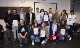 """L'Ipsia """"Pocognoni"""" viaggia con l'inglese: stage in azienda per 20 studenti meritevoli"""