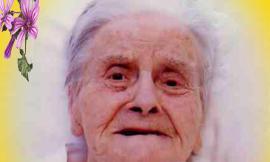 Treia, si spegne la centenaria Itala Coloccioni: domani i funerali