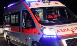 San Ginesio, perde il controllo dell'auto e si ribalta: conducente al pronto soccorso