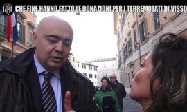 """Visso, """"Le Iene"""" e i soldi scomparsi delle donazioni post-sisma (VIDEO)"""
