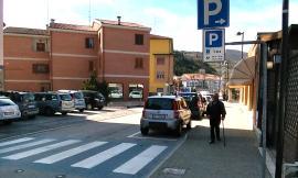 San Severino, da lunedì scattano le sanzioni per l'inosservanza del disco orario in via Gorgonero