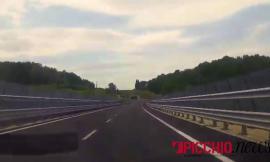 Superstrada, da Morrovalle a Tolentino contromano: denunciata una 42enne