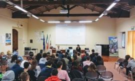 Incontro con Tiziana Barillà per gli studenti dell'Agrario di Macerata