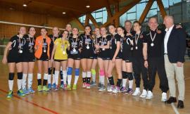 Volley  Macerata under 16, epilogo amaro: sconfitta nella finale del campionato da Civitanova