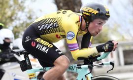Primoz Roglic vince la Tirreno Adriatico per un secondo: l'ordine d'arrivo della settima tappa