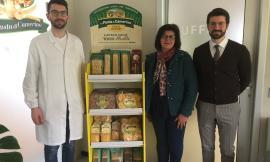 La Presidente della Cia Mirella Gattari in visita a La Pasta di Camerino