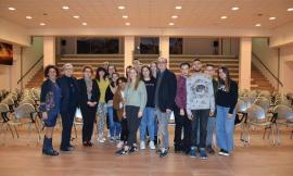 Macerata, alternanza scuola-lavoro: gli studenti del Ricci volano per quattro settimane in Germania