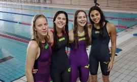 Ippocampo Civitanova, ottimi risultati ai Campionati Italiani Giovanili