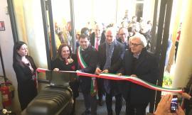 Recanati festeggia il primo giorno della poesia: ospiti il ministro Bussetti e Vittorio Sgarbi (FOTO)