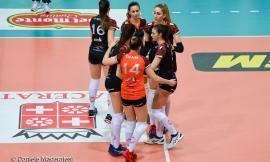 Volley, la Roana CBF Macerata sfida in trasferta  Castelfranco di Sotto