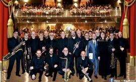 Apiro, Teatro Mestica: domenica 31 marzo concerto della Opus 1 Big Band