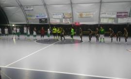 Calcio a 5, finisce in parità il derby tra Montelupone e Potenza Picena