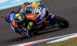 Moto 2, strepitosa rimonta di Lorenzo Baldassarri: è quarto al Mugello