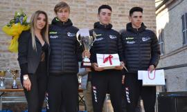 Sergio Meris, Nicholas Dresti e Gianmarco Garofoli: Team LVF da applausi al Trofeo Città di Montelupone