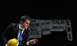 """Montecosaro, data unica per """"Mattei Petrolio e Fango"""" messo in scena da Giorgio Felicetti"""