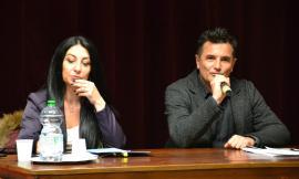 """Muccia e San Severino, grande successo per le presentazioni del libro """"Io Solo"""" di Manuela Taffi"""