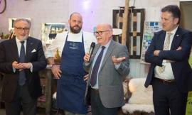 Il verdicchio di Matelica protagonista al Vinitaly grazie allo chef Errico Recanati (FOTO)