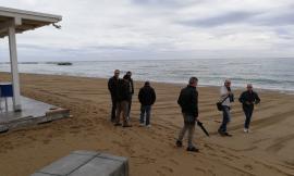 Porto Potenza, in fase di studio progetto per la messa in sicurezza della costa sud: finanziamento per 240 mila euro