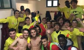 Juniores Sangiustese, vittoria per 3-0 contro il Real Giulianova