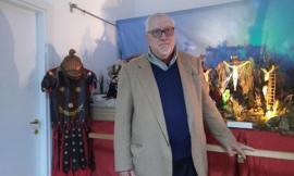 Porto Potenza, oggi l'inaugurazione del presepio pasquale di Umberto Marotti