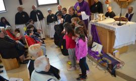 """Sant'Angelo in Pontano, """"Un Sasso per Arquata"""": raccolta fondi della Confraternita di San Nicola"""