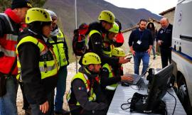 Le aree colpite dal sisma hanno ospitato il nuovo campo di addestramento di Rescue Drones Network (FOTO)