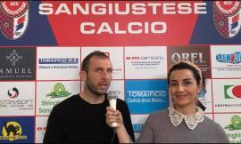 """Sangiustese, parla capitan Perfetti: """"Per i playoff andiamo sino a Loreto a piedi"""""""