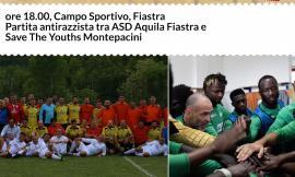 Festival IT.A.CA': amichevole tra Save The Youths Montepacini e Asd Aquila di Fiastra