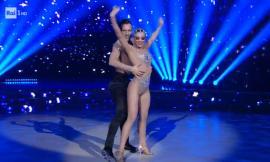 Morrovalle, i super campioni di ballo Ciminari e Fontana in prima serata a Ballando con le Stelle (FOTO)