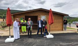 Donate tre asciugatrici all'area Sae di Caldarola (FOTO)