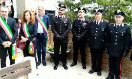 Ripe San Ginesio, inaugurata la nuova sezione dei Carabinieri in congedo (FOTO)