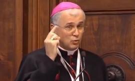 L'ex vescovo di Macerata Claudio Giuliodori su Rai Uno per la Santa Messa
