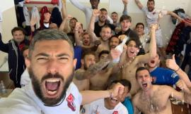 Sangiustese-Jesina finisce 2-1: i rossoblù ai play-off