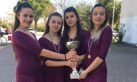 Camerino, Danza Sportiva: le 4 allieve di ETRA pronte per i campionati nazionali