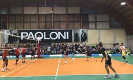Seric C, Gara 1 Finale: la Paoloni Appignano batte al tie-break l'US Volley '79