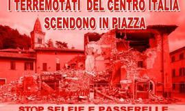 I terremotati scendono in piazza: servizio bus per la manifestazione di Roma del 18 maggio