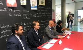 """Inaugurato a San Benedetto del Tronto il """"Poly_Lab"""", laboratorio scolastico a servizio di alunni e genitori"""