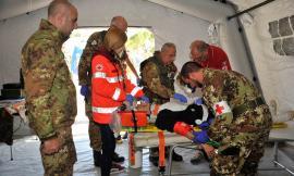 Lauretum 3: esercitazione di protezione civile a Loreto (FOTO E VIDEO)