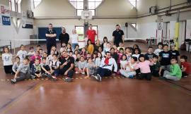 Sitting Volley a scuola: inclusione sociale e cultura sportiva si mescolano