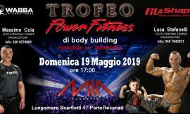Seconda edizione del Trofeo Power Fitness al Mia Clubbing:  il programma completo