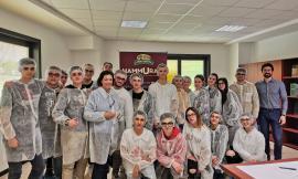 Come nasce la Pasta di Camerino: i liceali in visita all'azienda